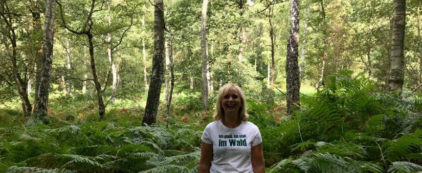 RVR Ruhr Grün kooperiert mit Karin Wiessmann – Wir machen gemeinsam das Beste aus dem Wald